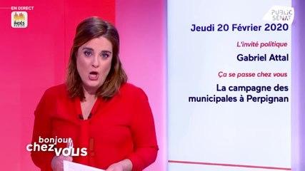 Jean-Marc Gabouty - Public Sénat jeudi 20 février 2020