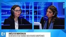 """Propos de Christophe Castaner sur Olivier Faure : """"Ce ne sont pas mes pratiques"""", réagit Amélie de Montchalin"""