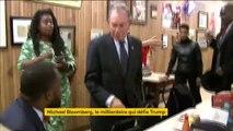 États-Unis : qui est Michael Bloomberg, le milliardaire qui défie Donald Trump ?