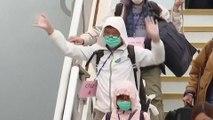 Coronavirus: 106 Hongkongers return from infected Diamond Princess cruise ship in Japan
