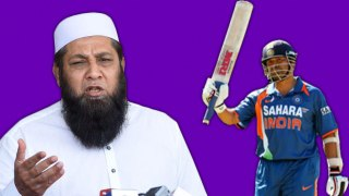 Inzamam ul haq talks about best cricketers, Sachin missed out in list