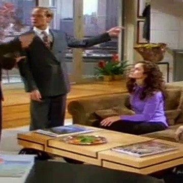 Frasier Season 6 Episode 10 Merry Christmas Mrs  Moskowitz