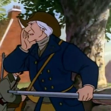 Animated Hero Classics - 3 General George Washington