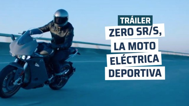 Zero SR/S 2020, la nueva moto eléctrica deportiva