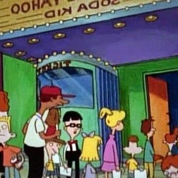 Hey Arnold! Season 3 Episode 5 Stinky Goes Hollywood Olga Gets Engaged