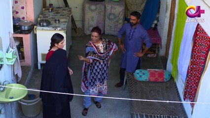 Mujhay Beta Chahiye - Episode 1 | Aplus Dramas | Sabreen Hisbani, Shahood Alvi, Aiza Awan
