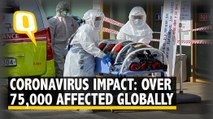 COVID-19 Infected Over 75,000 Globally, Death Toll at Over 2,000