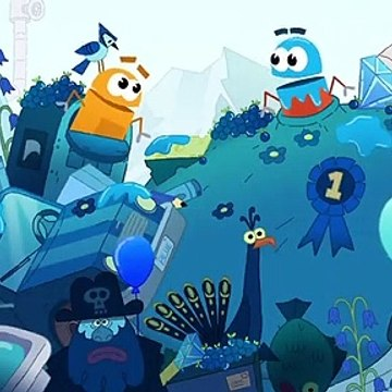 Ask the StoryBots - 4 Why Is The Sky Blue