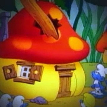 The Smurfs S07E15 Timber Smurf