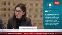 Brexit : la secrétaire d'Etat aux affaires européennes auditionnée  - Les matins du Sénat (20/02/2020)