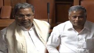 Karnataka Assembly session : Siddaramaiah blames BJP for Celebrating dasara during Flood | BJP