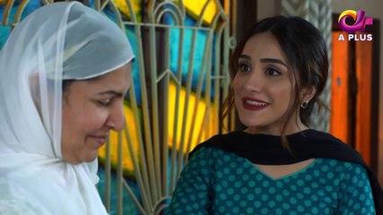 Mujhay Beta Chahiye - Episode 3 | Aplus Dramas | Sabreen Hisbani, Shahood Alvi, Aiza Awan