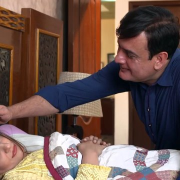 Mujhay Beta Chahiye - Episode 4 | Aplus Dramas | Sabreen Hisbani, Shahood Alvi, Aiza Awan