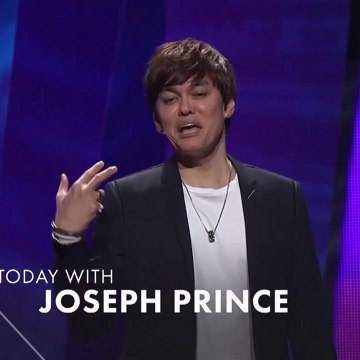 Joseph Prince — The Overflow Life For You (#575)
