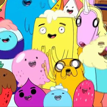 Adventure Time - 1 Slumber Party Panic