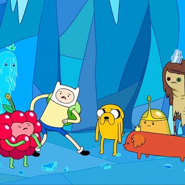Adventure Time - 3 Prisoners of Love