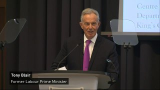 Tony Blair calls for 'head-to-toe renewal' of Labour