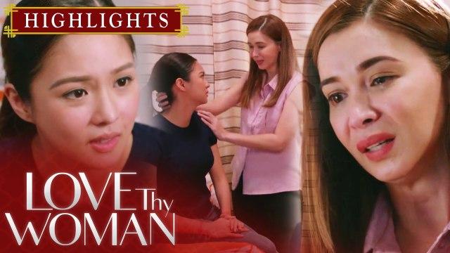 Kai, naluha nang muling makasama si Jia | Love Thy Woman