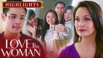 Lucy, nanggigil nang makitang masaya sina Jia at David | Love Thy Woman