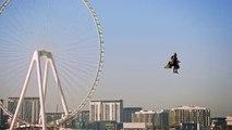 Première mondiale : Jetman réalise son 1er vol autonome !
