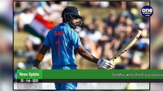 IND vs NZ :Kohli may drop best wicket keeper