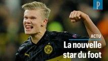 Haaland, l'adversaire N°1 du PSG pour le match retour contre Dortmund