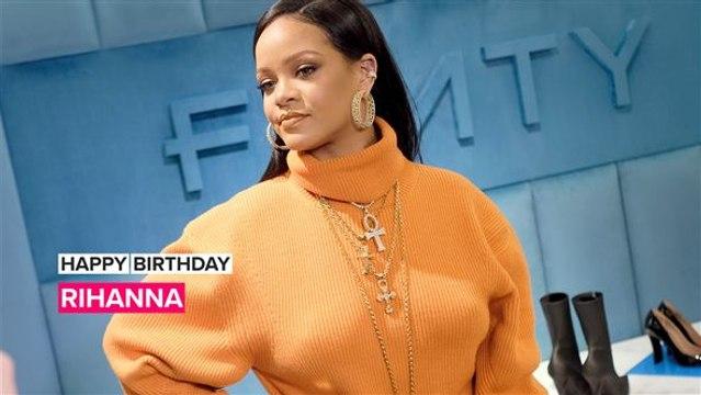 Rihanna hints at birthday album release
