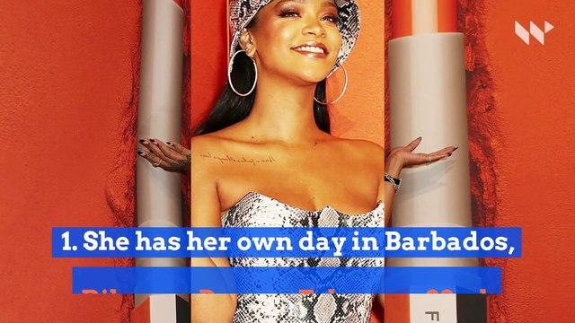 Happy Birthday, Rihanna!