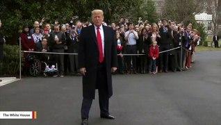 Trump Tweets Fox News Clip Hinting At Possible Roger Stone Pardon