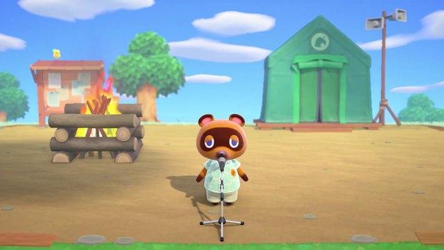 Animal Crossing  New Horizons – Zambullida en la vida insular (Directo completo)