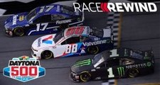 Race Rewind: The Daytona 500 in 15 minutes