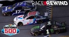 Race Rewind: The Daytona 500 in 15 minutes