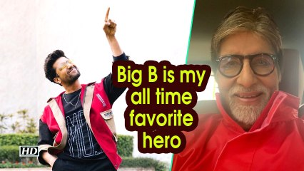 Vicky Kaushal: Big B is my all time favorite hero