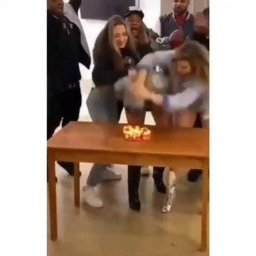 Birthday funny video