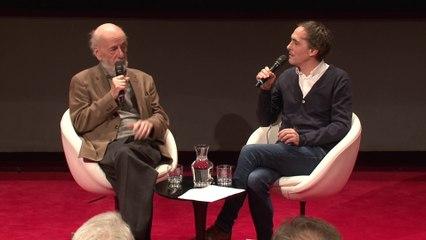 Drôle de rencontre avec Bertrand Blier