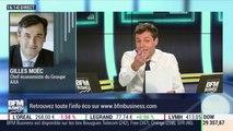 Gilles Moëc (Groupe AXA): L'euro au plus bas face au dollar depuis trois ans - 20/02