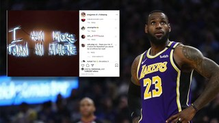 Did LeBron James Steal Slogan From Youth Organization?