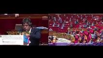 """Le """"petites connes"""" de Meyer Habib adressé aux femmes de l'Assemblée ne passe pas"""