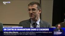 Coronavirus: des Français rapatriés de Chine accueillis dans un centre en Normandie