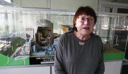 Trois questions à Annick Waller, ingénieure nucléaire de Fessenheim à la retraite