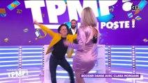 La danse entre Clara Morgane et Booder !