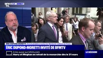 """Eric Dupond-Moretti dénonce la """"torture psychologique et physique"""" contre Julian Assange en prison"""