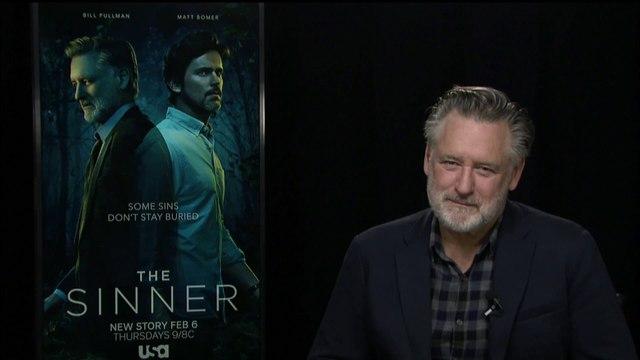"""IR Interview: Bill Pullman For """"The Sinner"""" [USA-S3]"""