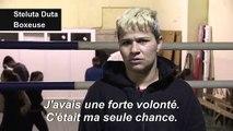 En Roumanie, des filles boxent contre le rejet social