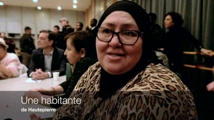 Elections municipales: world café à Hautepierre.