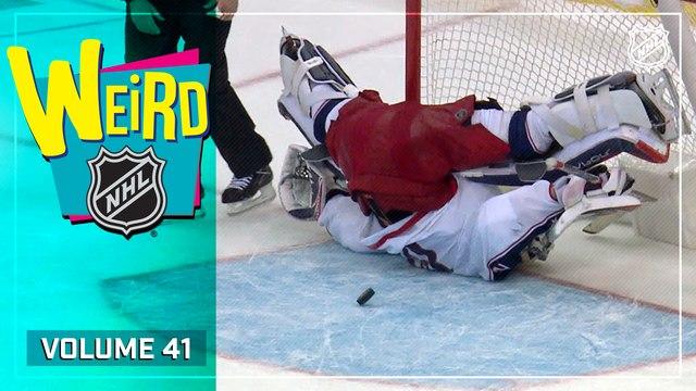 """Weird NHL Vol. 41: """"An absolute shocker!"""""""