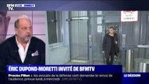 """Eric Dupond-Moretti: """"Je ne suis pas un avocat militant et je ne le serai jamais"""""""