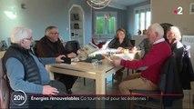 Éoliennes : Élisabeth Borne s'inquiète de leur développement anarchique en France