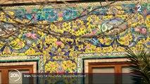 Iran : le pays déserté par les touristes