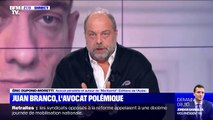 """Eric Dupond-Moretti: """"L'affaire Griveaux est une résultante de comportements dans notre société qui exige que le secret soit aboli"""""""